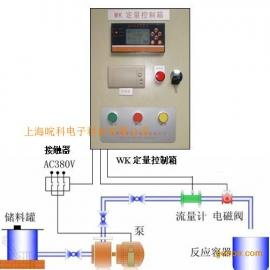 硫酸自动加料控制器