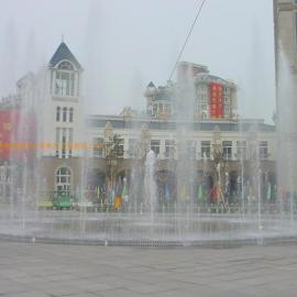 河南喷泉设计安装