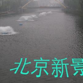 地产人工湖水质净化
