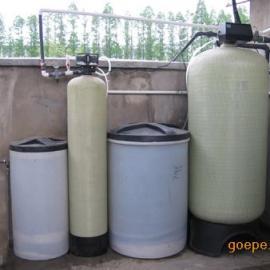 1吨蒸汽锅炉软化水设备