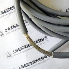 上海拖链电缆厂家:高柔性拖链电缆