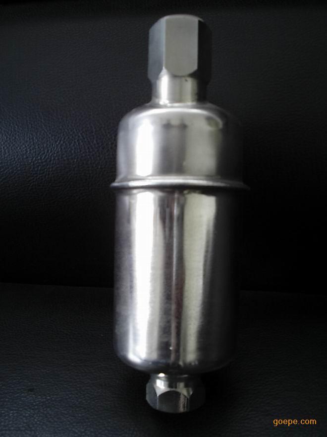 不锈钢丝口排气阀图片