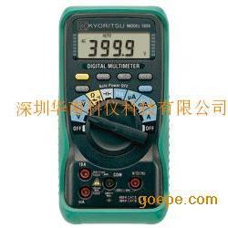 数字式万用表 KEW 1009