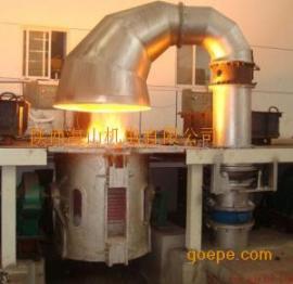 新一代除尘节能回收中频炉 西安中频炉