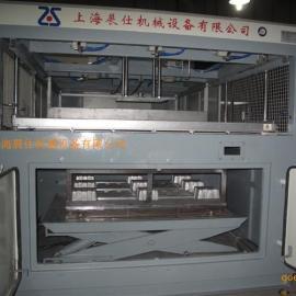 厚片吸塑机-塑料托盘、工业栈板类真空厚片吸塑机