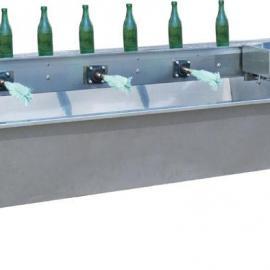 水槽式刷瓶机 玻璃瓶刷瓶机 刷瓶机
