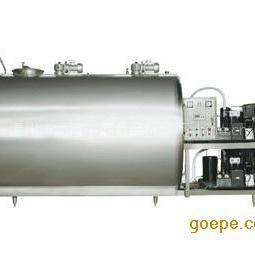 制冷储罐-牛奶制冷不锈钢储罐河南生产厂家