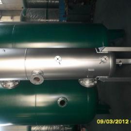 0.6m3天然气缓冲罐