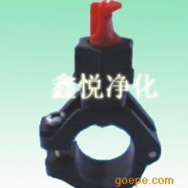 供应ECQ-02系列圆环夹扣式喷嘴 山东夹扣厂家批发