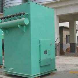 脉冲除尘器、结构图、型号