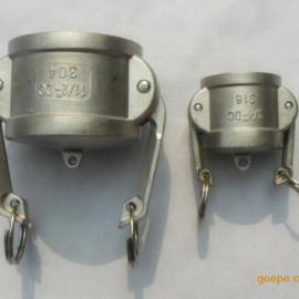 DC型快速接头//不锈钢快速接头DC型//堵帽快速接头