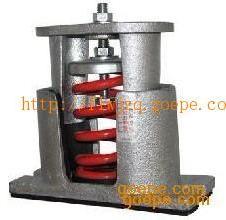 阻尼钢弹簧减震器 风机避震器