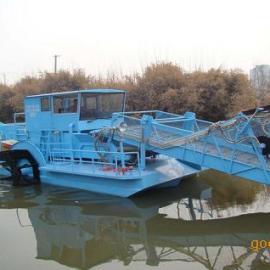 水库割草船