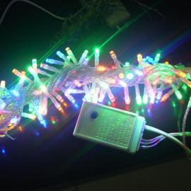 LED灯串,串灯10米100灯,彩灯
