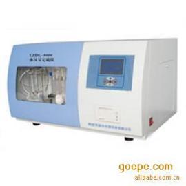 LZDL-8000型 一体智能定硫仪