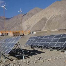 太阳能发电站-太阳能光伏电站