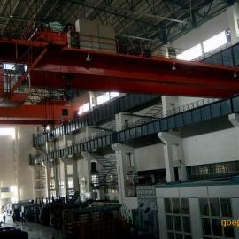 16-3.2吨通用桥式起重机双吊钩起重机加工