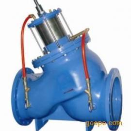 DS101X,DS201X活塞式多功能水力控制阀