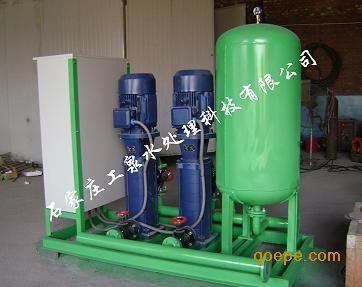 变频定压补水装置,变频补水窗饰,变频供水设备设备设计图片