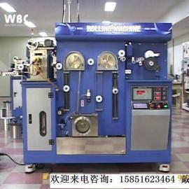 供应光伏焊带扁线压延机-扁线压延涂锡机
