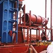 淘金船(水上淘金设备)---青州科大专业制造---大型淘金设备