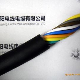 高柔性电缆→柔性电缆→柔性耐油拖链电缆→柔性耐弯曲电缆