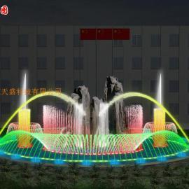 北京音乐喷泉音乐喷泉设备加工