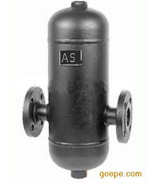 as型汽水分离器-气水分离器-挡板式汽水分离器