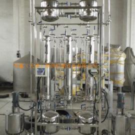 邦赢不锈钢离子交换柱、层析柱、树脂柱、树脂桶、耐腐蚀树脂柱
