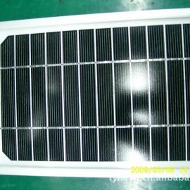 5W单晶硅太阳能电池板厂家直销