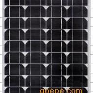 50-60W单晶硅太阳能电池板厂家直销