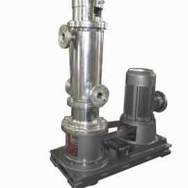 高剪切乳化机 用于炸药生产