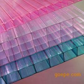生产大棚阳光板 温室阳光板pc板温室大棚
