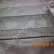 电镀消毒筐,焊接消毒篮,不锈钢网筐网篮