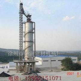 机械化钢制石灰窑(碳酸钙窑)