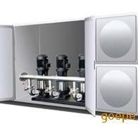 LYGX全自动箱式无负压变频供水设备