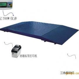 JPF系列电子地磅(1-10吨)