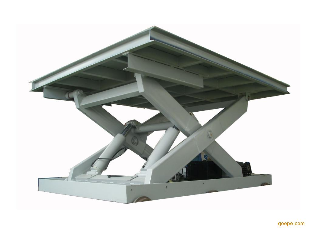 升降机/升降平台 苏州市索沃斯液压升降机械有限公司图片