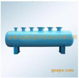 锅炉蒸汽分汽缸分气包规格型号