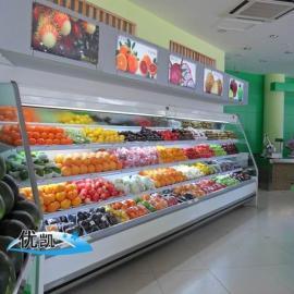阜阳水果保鲜柜,亳州/宿州水果保鲜柜-合肥优凯制冷设备