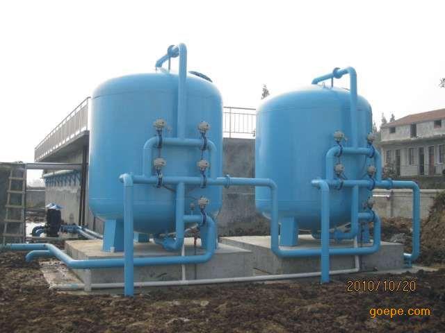 全自动除铁除锰软化水设备