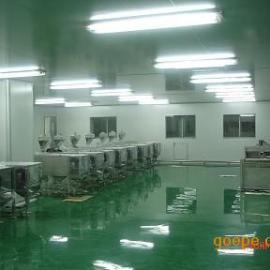 巴中食品厂规划设计