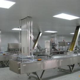 雅安食品QS车间规划