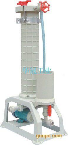 电镀厂专用过滤机环保过滤机镀锌过滤机