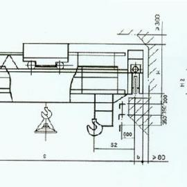 QC型5-10吨电磁桥式起重机