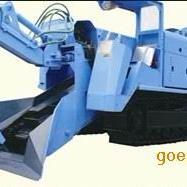 履带式扒渣机的功能及使用方法