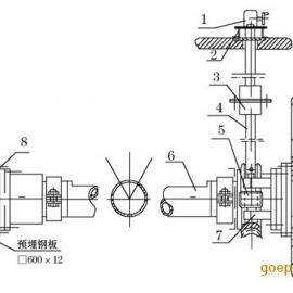 减速机式集油管