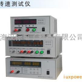 直流电机转速测试仪器