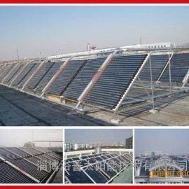 承揽太阳能热水工程_太阳能集热工程_太阳能工程