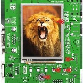 PIC32多媒体开发板